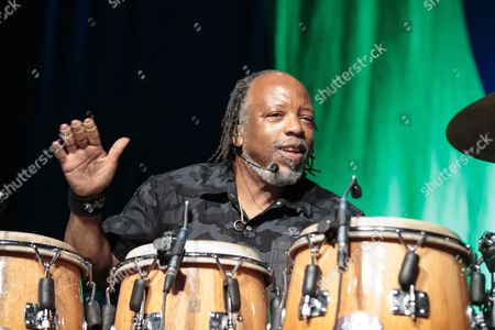 Stock Photo of Leon Mobley of Ben Harper and The Innocent Criminals