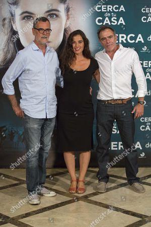 Editorial photo of 'Cerca De Tu Casa' film photocall, Madrid, Spain - 29 Aug 2016