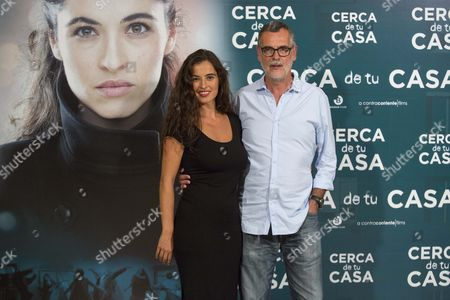 Silvia Perez Cruz and Eduard Cortes