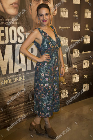 Editorial image of 'Lejos Del Mar' film photocall, Madrid, Spain - 31 Aug 2016