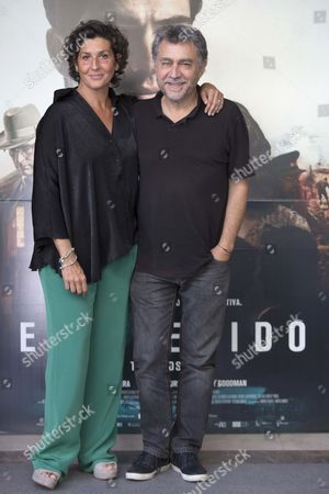 Editorial image of 'The Chosen' film photocall, Madrid, Spain - 01 Sep 2016