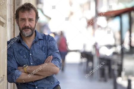 Editorial picture of Jose Luis Garcia in Madrid, Spain - 31 Aug 2016