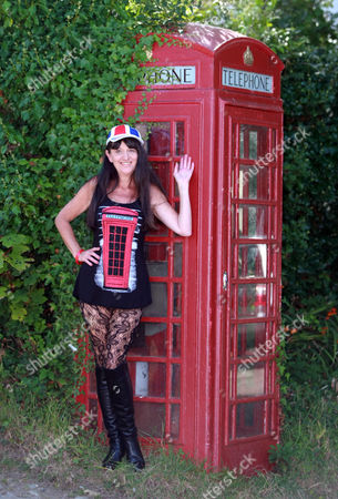 Editorial picture of 65-year-old glamour model Suzy Monty, Cornwall, UK - 23 Aug 2016