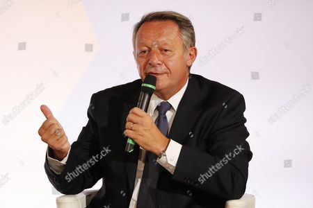 Secretary of State for Sport Thierry Braillard