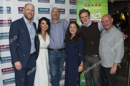 Dave Hanson (Author), Libby Brodie (Producer), Simon Day (Ester), Laura Kirman (Laura), James Marlowe (Val) and Mark Bell (Director)