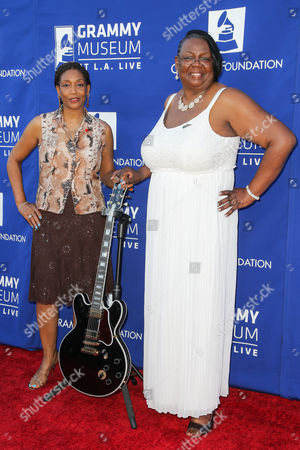 Editorial photo of GRAMMY Foundation B.B. King Legacy Concert, Arrivals, Los Angeles, USA - 01 Sep 2016
