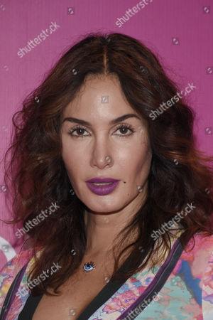 Editorial photo of Liverpool Fashion Fest, Mexico City, Mexico - 01 Sep 2016