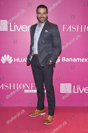 Editorial picture of Liverpool Fashion Fest, Mexico City, Mexico - 01 Sep 2016