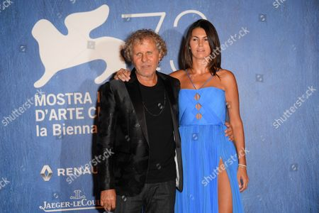 Renzo Rosso and girlfriend Arianna Alessi