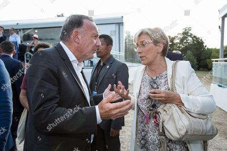 Editorial photo of MEDEF Summer Conference, Jouy en Josas, France - 31 Aug 2016