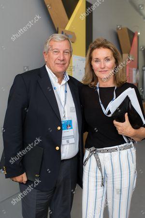 Richard and Cecilia Attias
