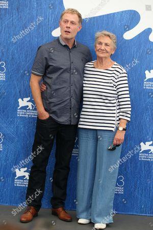 Andreas Lust and Ingrid Burkhard
