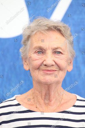 Stock Photo of Ingrid Burkhard