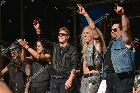 Twisted Sister -, Mike Portnoy, Eddie Ojeda Jay Jay French, Dee Snider, Mark Mendzoa