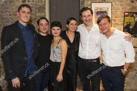 David Burnett (John Dunne), Ryan Sampson (Benjamin Britten), Ruby Bentall (Carson McCullers), Sadie Frost (Gypsy Rose Lee), John Hollingworth (WH Auden) and Oli Rose (Director)