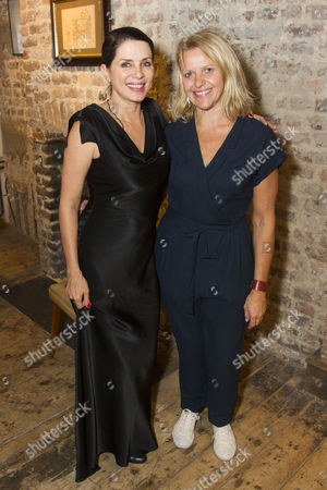 Stock Picture of Sadie Frost (Gypsy Rose Lee) and Zoe Lewis (Author)