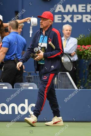 Editorial picture of US Open Tennis Championships, Day Five, Flushing Meadows, New York, USA - 02 Sep 2016