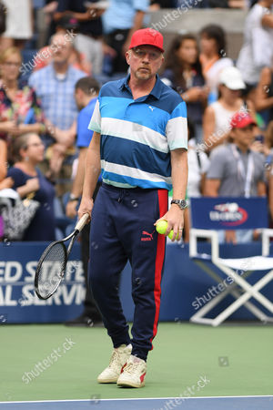 Editorial image of US Open Tennis Championships, Day Five, Flushing Meadows, New York, USA - 02 Sep 2016