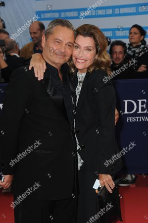 Bruno Barde and Daphne Roulier