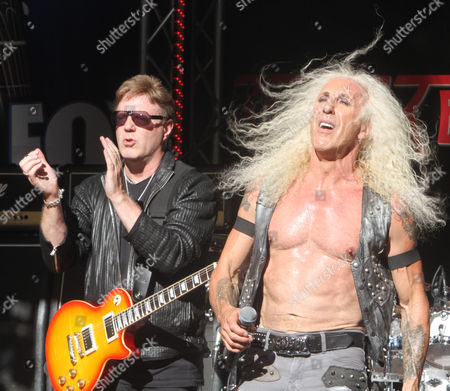 Twisted Sister - Jay Jay French, Dee Snider
