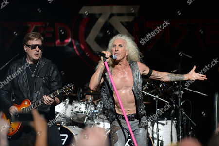 Twisted Sister, Jay Jay French, Dee Snider