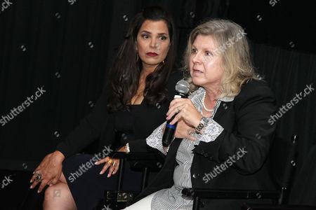 Kamala Lopez (Writer, director, producer) and Dr. Brigitte Alexander