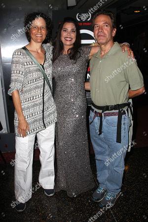 Judith Scheuer, Kamala Lopez (Writer, director, producer) and Joseph Mellicker (Producer)