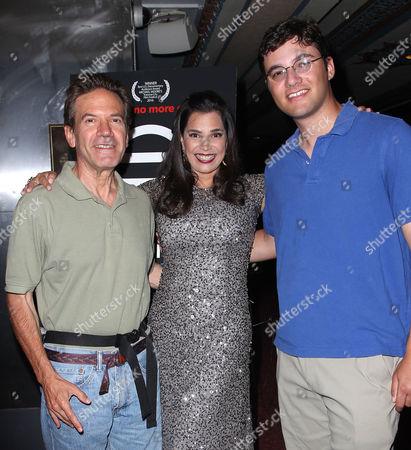 Joseph Mellicker (Producer), Kamala Lopez (Writer, director, producer) and Sam Mellicker (Producer)