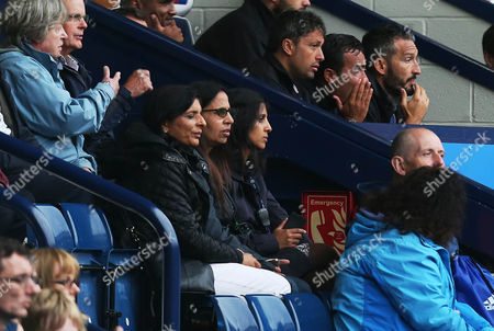 Gianluca Zambrotta Manager of Delhi Dynamos watches on during the International friendly match between West Bromwich Albion and Delhi Dynamos played at The Hawthorns, West Bromwich on 3rd September 2016