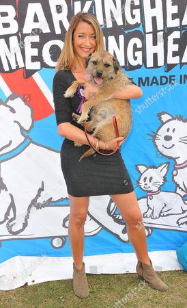 Stock Photo of Sarah Champion