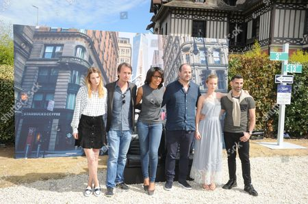 Editorial photo of 'Revelations Jury' photocall, 42nd Deauville American Film Festival, France - 03 Sep 2016