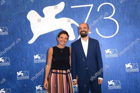 Martina Parenti and Massimo D'Anolfi