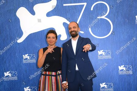 Editorial picture of 'Spira Mirabilis' photocall, 73rd Venice Film Festival, Italy - 04 Sep 2016