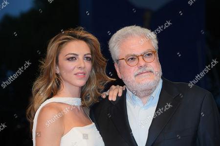 Giulia Ando and Roberto Ando