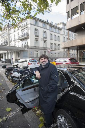 Martin Samuel Visits The Hotel Baur Au Lac Zurich Switzerland Where Fifa Officials Were Picked Up For Investigation Earlier This Year.