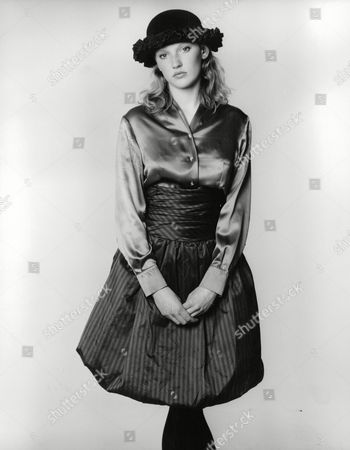 Stock Image of Tamzin Greenhill Teenage Fashion Model. Box 704 704081628 A.jpg.