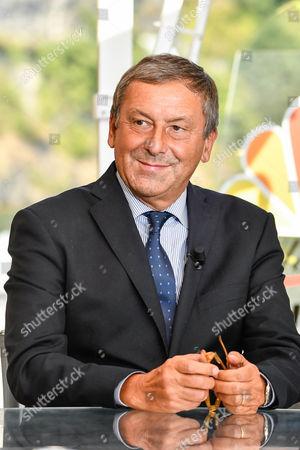 Stock Photo of Francesco Profumo