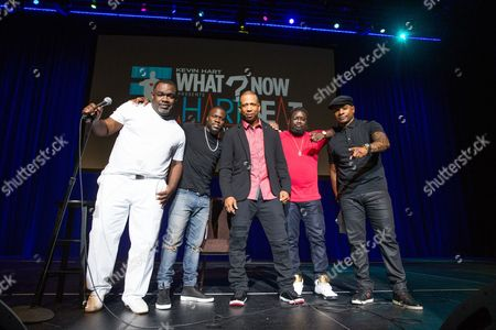 Rodney Perry, Kevin Hart, Jay Phillips, Lil Rel Howery, Tony Rob
