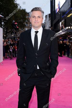 Editorial photo of 'Bridget Jone's Baby' film premiere, London, UK - 05 Sep 2016