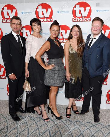 Scott Maslen, Emma Barton, Luisa Bradshaw-White, Lacey Turner