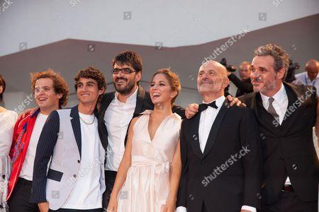 Blu Yoshimi, Luigi Fedele, Brando Pacitto