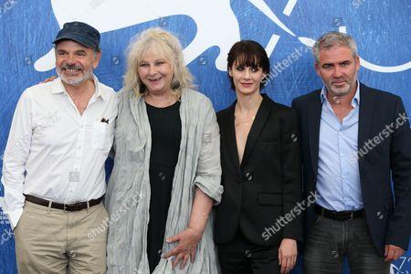 Jean-Pierre Darroussin, Yolande Moreau. Stephane Brize, Judith Chemla