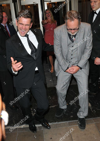 Scott Maslen and Vic Reeves