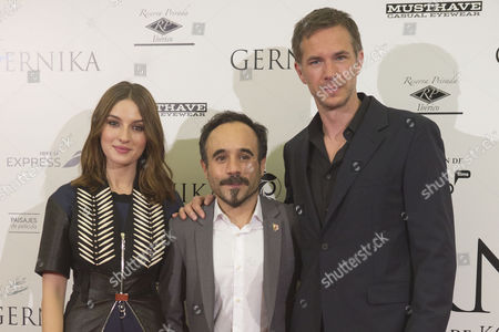 Editorial photo of 'Gernika' film premiere, Madrid, Spain - 05 Sep 2016