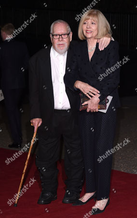 Sir Peter Blake and Chrissy Blake