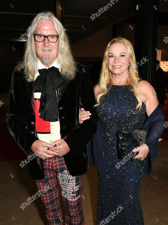 Billy Connolly and Pamela Stephenson