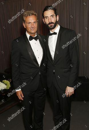 Stephan Born and Luke Waller