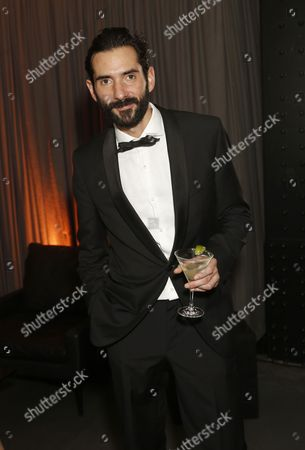 Editorial photo of GQ Men of the Year Awards, Tate Modern, London, Britain - 06 Sep 2016