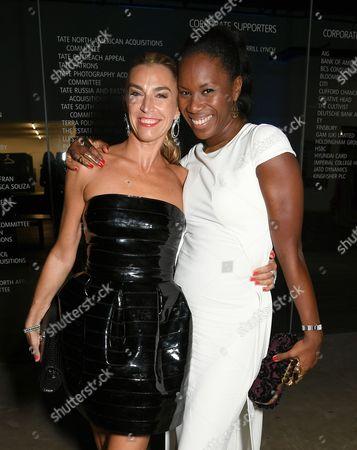 Assia Webster and Aicha McKenzie