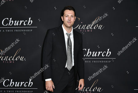 Stock Image of Christian Madsen